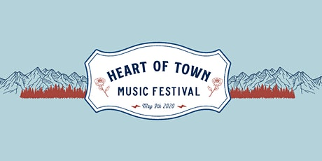 The Heart Of Town Festival tickets