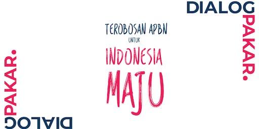 Dialog Pakar : Terobosan untuk Indonesia Maju