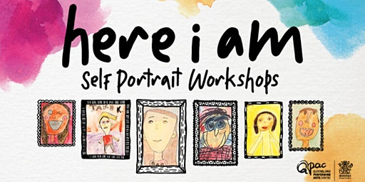 FREE WORKSHOPS - Here I am!