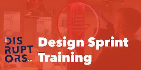 Design Sprint Training tickets