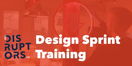 Design Sprint Training tickets