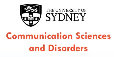 Communication Sciences and Disorders Research Symposium and Celebration tickets