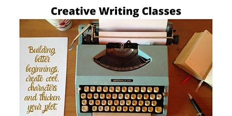 Creative Writing For Kids tickets