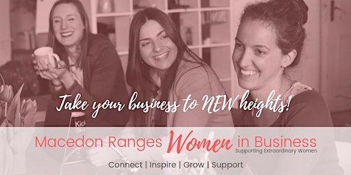 Macedon Ranges Women In Business Networking Meeting April 2020