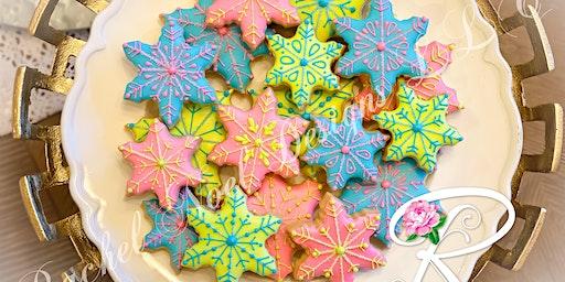 Fabulous Flurries Cookie Class