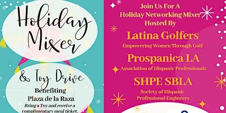 Holiday Mixer: Latina Golfers, Prospanica LA, & SHPE SBLA tickets
