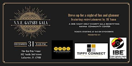 N.Y.E.  Roaring  20's Gatsby Gala tickets