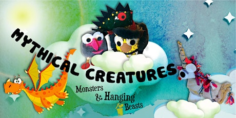 Mythical Creaturs - Monsters & Hanging Beasts : Children's Eco-Art Workshop tickets
