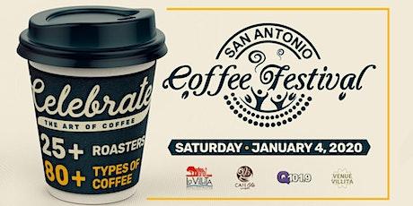 San Antonio Coffee Festival 2020 tickets