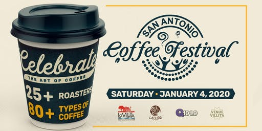 San Antonio Coffee Festival 2020