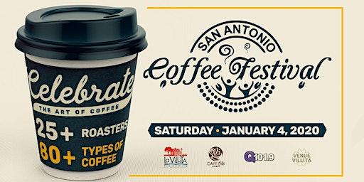 San Antonio Coffee Festival 2020