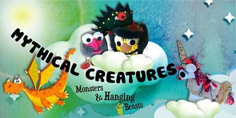 Mythical Creatures - Monsters & Hanging Beasts : Children's Eco-Art Workshop tickets