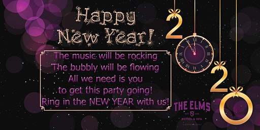 New Year's Eve at The Elms!