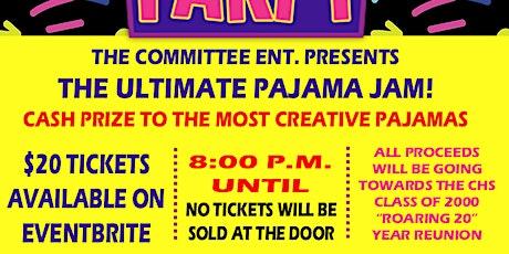 The Pajama Jam tickets