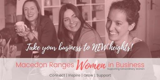 Macedon Ranges Women In Business Networking Meeting June 2020