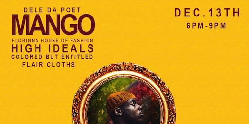 """""""Mango"""" Album Release Party/Fashion Showcase"""