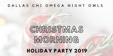 """Night Owls """"Christmas Morning"""" Holiday Party tickets"""