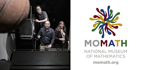 DIRECTOR'S TOUR // Cindy Lawrence, Executive Director & CEO of MoMath tickets