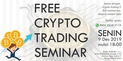 Free Crypto Trading Seminar
