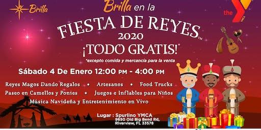 Brilla En La Fiesta de Reyes 2020