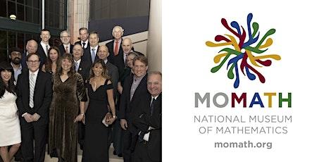 GALA // National Museum of Mathematics tickets