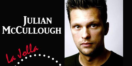 Julian McCullough - Sunday - 7:30pm tickets