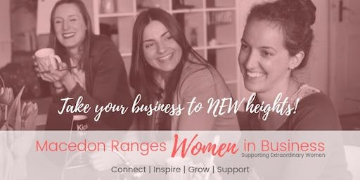 Macedon Ranges Women In Business Networking Meeting September 2020