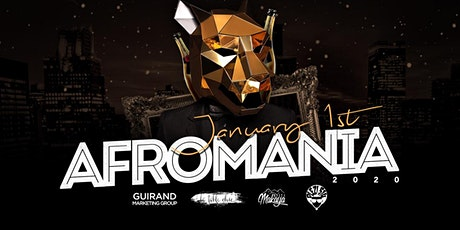 Afromania - Montreal billets