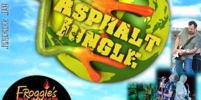 Asphalt Jungle at Froggie's