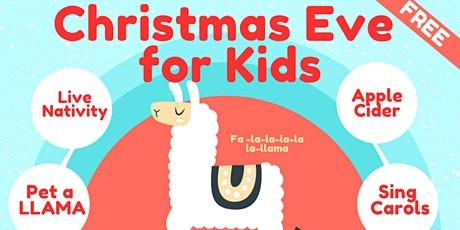 Kids Christmas Eve  & Family Fun Time tickets