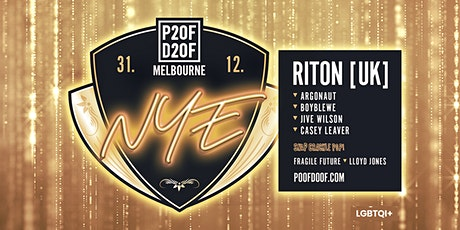NYE at POOF DOOF [ft. RITON] tickets
