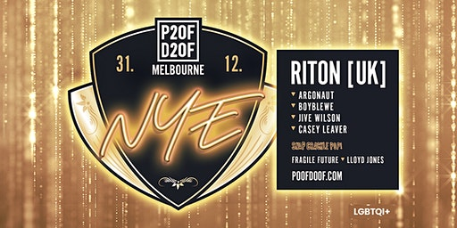 NYE at POOF DOOF [ft. RITON]