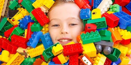 Lego Construction and Creation - Summer Holiday Program