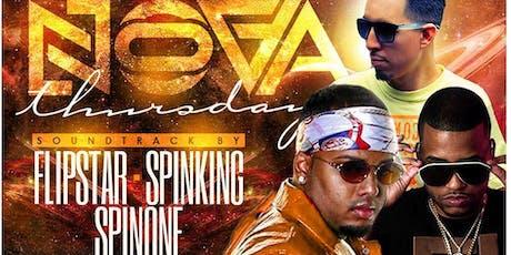 Nova Thursdays @ Fusion Lounge tickets