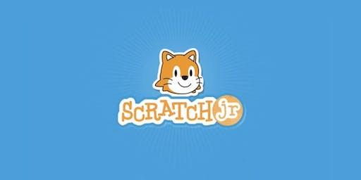 Junior Scratch Coding - Summer Holiday Program