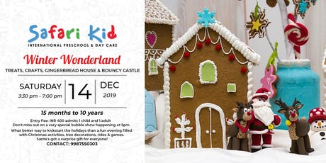 Winter Wonderland- Safari Kid Bandra tickets