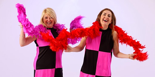 Swinging 60's Show THE RETRO GIRLS Mon 27 July 2020 6.30-830pm