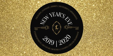 NEW YEAR'S EVE 2019 | 2020 tickets