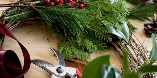Wreath Workshop - December 7th 2019