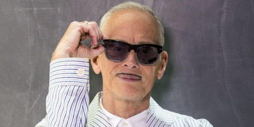 "John Waters ""This Filthy World"" tour 2020"