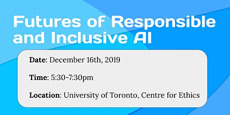 Futures of Responsible and Inclusive AI:  part 2 tickets
