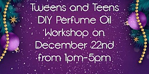 Tweens & Teens Make It Yourself Perfumed Oils