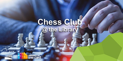 Chess Club @ the Library