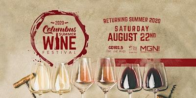 2020 Columbus Summer Wine Festival