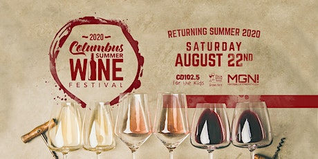 2020 Columbus Summer Wine Festival tickets