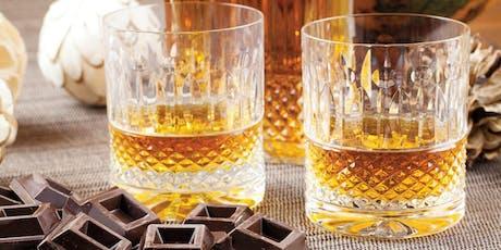 Whiskey & Chocolate Masterclass tickets