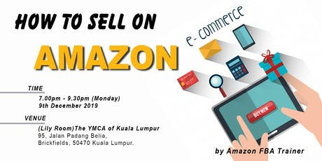 Create a MONEY MAKING MACHINE by becoming an Amazon Seller tickets