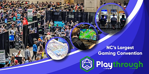 Playthrough Gaming Convention 2020