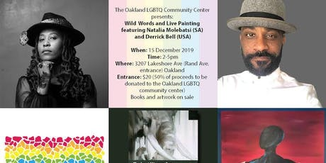 Wild Words:  An evening with Natalia Molebatsi and Derrick Bell tickets