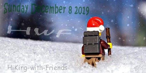 (Canceled)Beginners Snow HiKe!